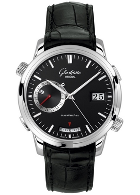 Glashuette Original Senator 42mm 100-13-02-02-01
