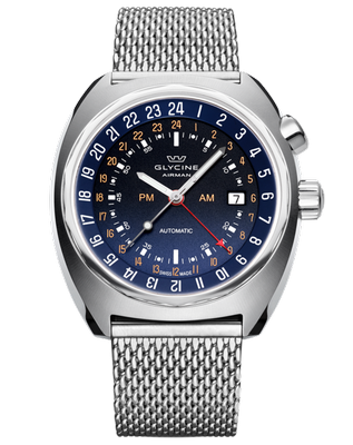 Glycine Airman 43mm SST12 GL0073