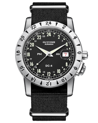 Glycine Airman DC 4 42mm GL0072