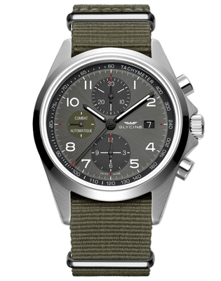 Glycine Combat Chronograph 43mm GL0099