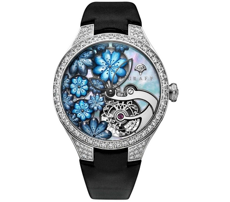 Graff Master Graff Floral Tourbillon 38mm