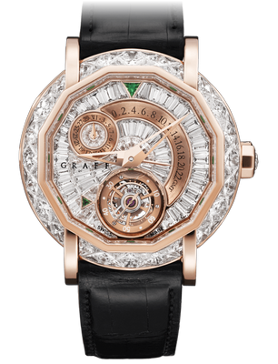 Graff Master Graff Tourbillon GMT 47mm