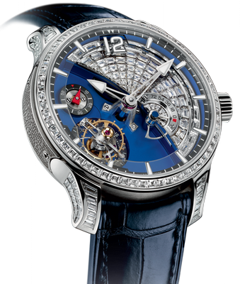 Greubel Forsey Contemporain 36.4mm