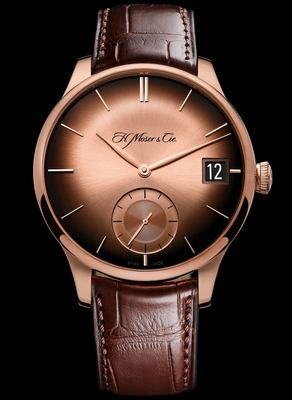 H. Moser & Cie Venturer Big Date 41.5mm 2100-0401
