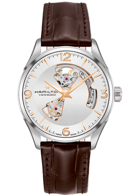 Hamilton Jazzmaster Open Heart 42mm H32705551