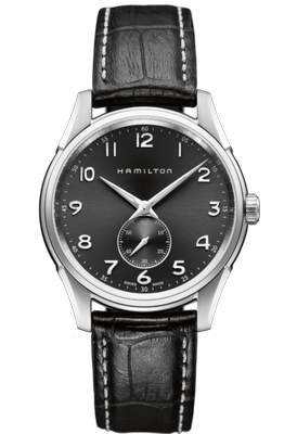 Hamilton Jazzmaster Thinline Small Second 40mm Q H38411783