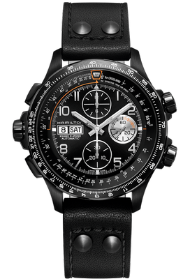 Hamilton Khaki X-Wind Auto Chrono 45mm H77736733