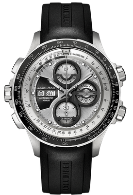 Hamilton Khaki X-Wind Chrono LE 45mm H77726351
