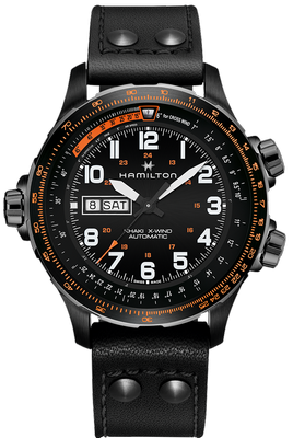Hamilton Khaki X-Wind Day Date 45mm H77785733