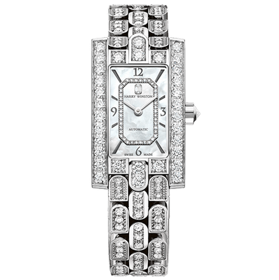Harry Winston Avenue Classic Automatic 21mm AVEAHM21WW003