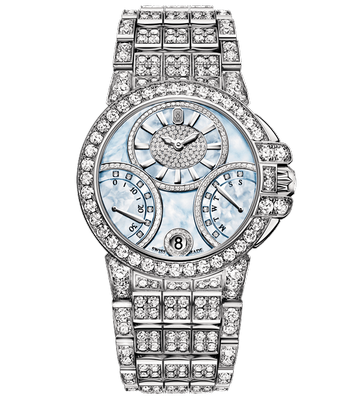 Harry Winston Ocean Biretrograde 36mm OCEABI36WW051