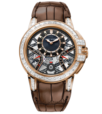Harry Winston Ocean Biretrograde 42mm OCEABI42RR002