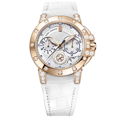 Harry Winston Ocean Chronograph Automatic 36mm OCEACH36RR001