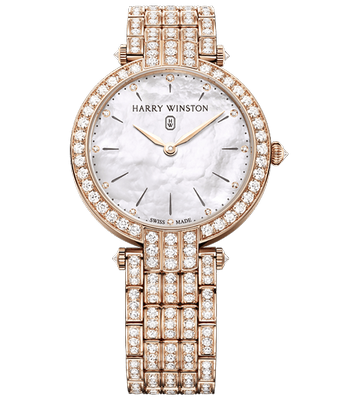Harry Winston Premier 36mm Q PRNQHM36RR010
