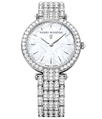 Harry Winston Premier 36mm Q PRNQHM36WW018