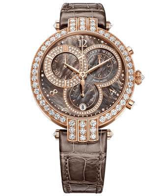 Harry Winston Premier Chronograph 40mm Q PRNQCH40RR002