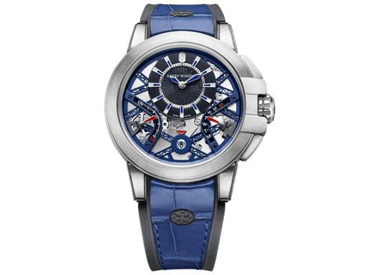Harry Winston Project Z10 42mm OCEABI42ZZ001