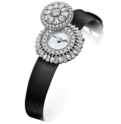 Harry Winston Rosebud 27mm Q HJTQHM27WW001