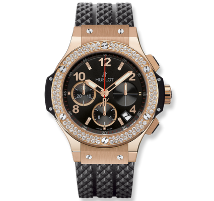 Hublot Big Bang Gold Diamonds 41mm 341.PX.130.RX.114