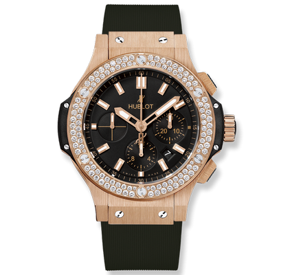 Hublot Big Bang Gold Diamonds 44mm 301.PX.1180.RX.1104