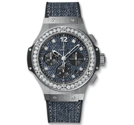 Hublot Big Bang Jeans Steel Diamonds 41mm 341.SX.2770.NR.1204.JEANS