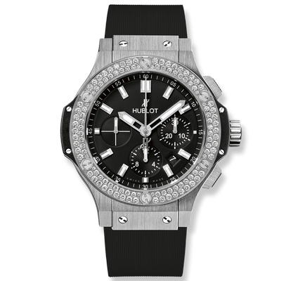 Hublot Big Bang Steel Diamonds 44mm 301.SX.1170.RX.1104