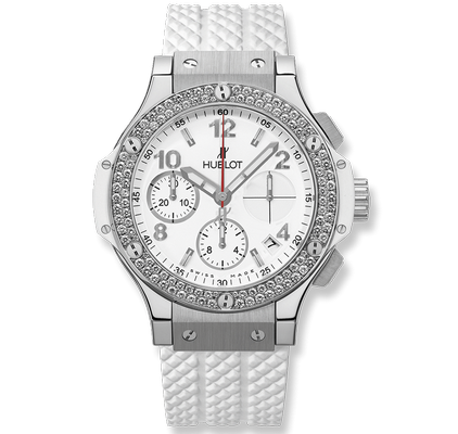 Hublot Big Bang Steel White Diamonds 41mm 342.SE.230.RW.114
