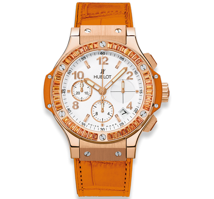 Hublot Big Bang Tutti Frutti Orange 41mm 341.PO.2010.LR.1906