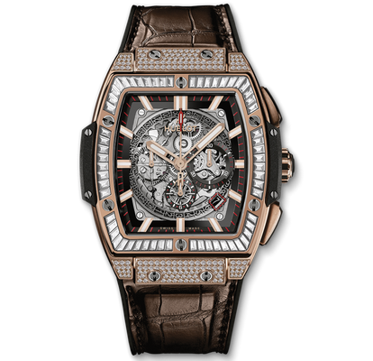 Hublot Spirit Of Big Bang King Gold 45mm 601.OX.0183.LR.0904