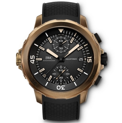 IWC Aquatimer Expedition Charles Darwin 44mm IW379503