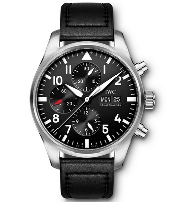 IWC Pilots Watch Chronograph 43mm IW377709
