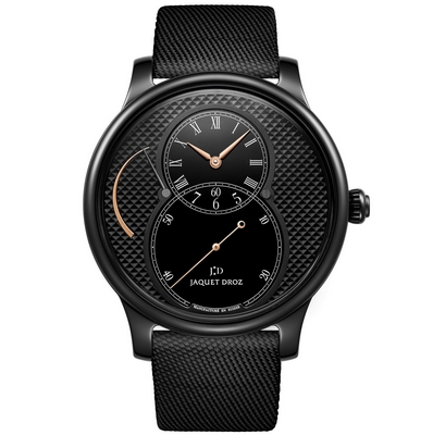 Jaquet Droz Grande Seconde Power Reserve Clous de Paris 44mm J029037541