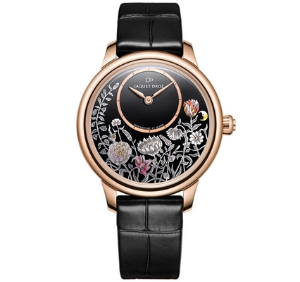 Jaquet Droz Petite Heure Minute Thousan Year Lights 35mm J005003219