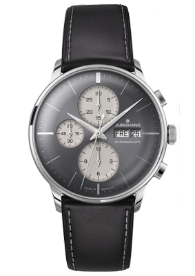 Junghans Meister Chronoscope 40.7mm 027 4525.00