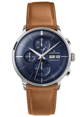 Junghans Meister Chronoscope 40.7mm 027 4526.00