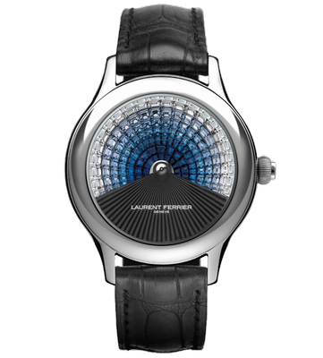 Laurent Ferrier Galet Secret Serti Saphire 42mm
