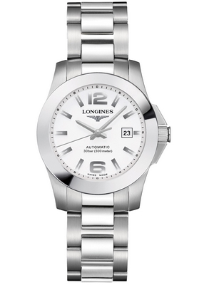 Longines Conquest 29.5mm L3.276.4.16.6