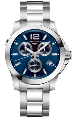 Longines Conquest 41mm Q L3.702.4.96.6