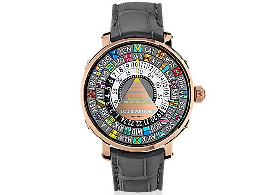Louis Vuitton Escale Worldtime Minute Repeater 44mm Q5EH00