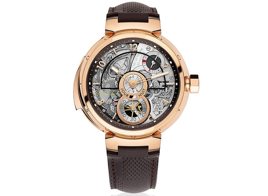 Louis Vuitton Tambour Minute Repeater 44mm Q1BH30