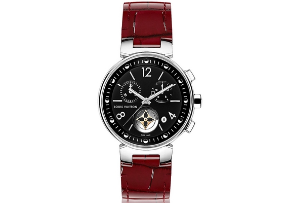 Louis Vuitton Tambour Moon Star 35mm Q QAAA44