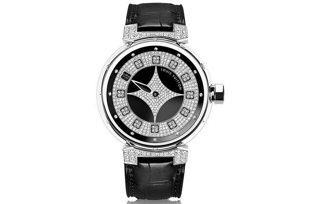 Louis Vuitton Tambour Spin Time Galaxie 39.5mm Q1LG00