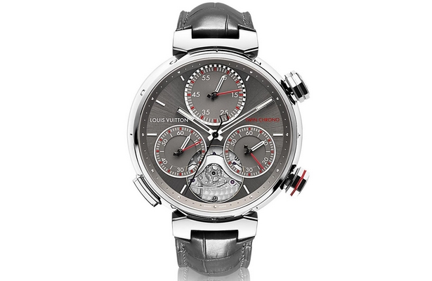 Louis Vuitton Tambour Twin Chrono Grand Sport 45.5mm Q1B700