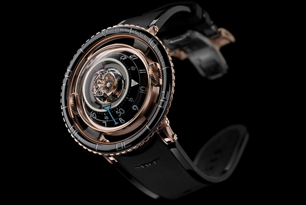 MB&F HM7 Aquapod 53.8mm 70.RLB.B