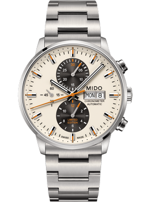 Mido Commander II 43mm M016.415.11.261.00