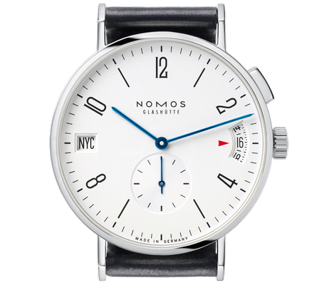 Nomos Tangomat GMT 40mm Referenz 635