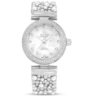 Omega De Ville Ladymatic 34mm 425.65.34.20.55.013
