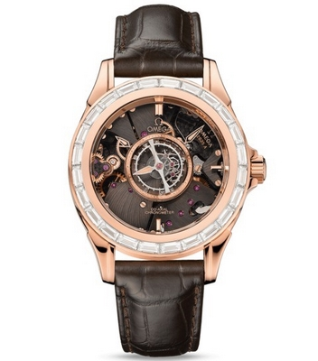 Omega De Ville Tourbillon 38.7mm 513.58.39.21.64.001