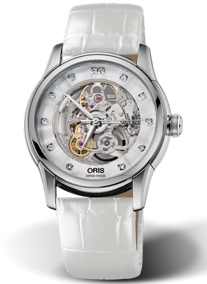 Oris Artelier Skeleton 40.5mm 01 734 7670 4019-07 5 21 67FC