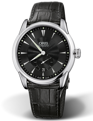 Oris Artelier Small Second Date 40mm 01 623 7582 4074-07 5 21 71FC